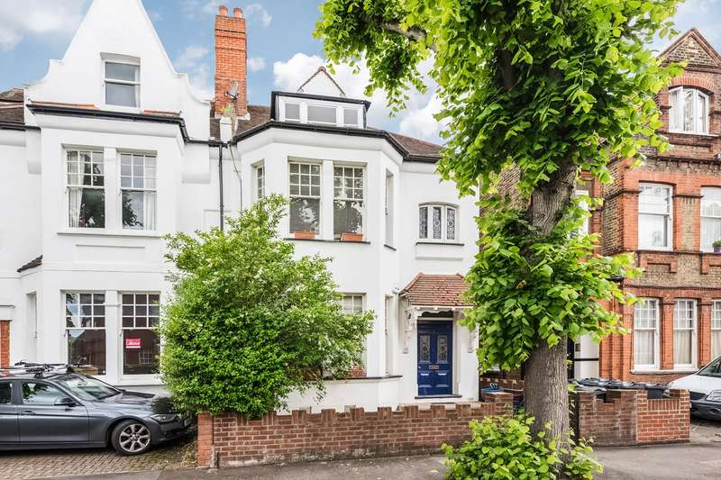 2 Bedrooms Flat for sale in Grange Road, London, W4