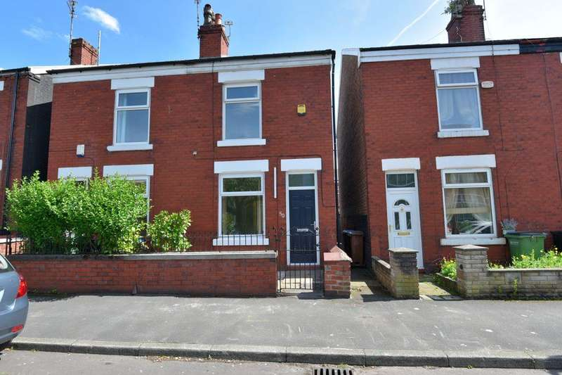 2 Bedrooms Semi Detached House for sale in Lake Street, Great Moor, Stockport, SK2 7NU