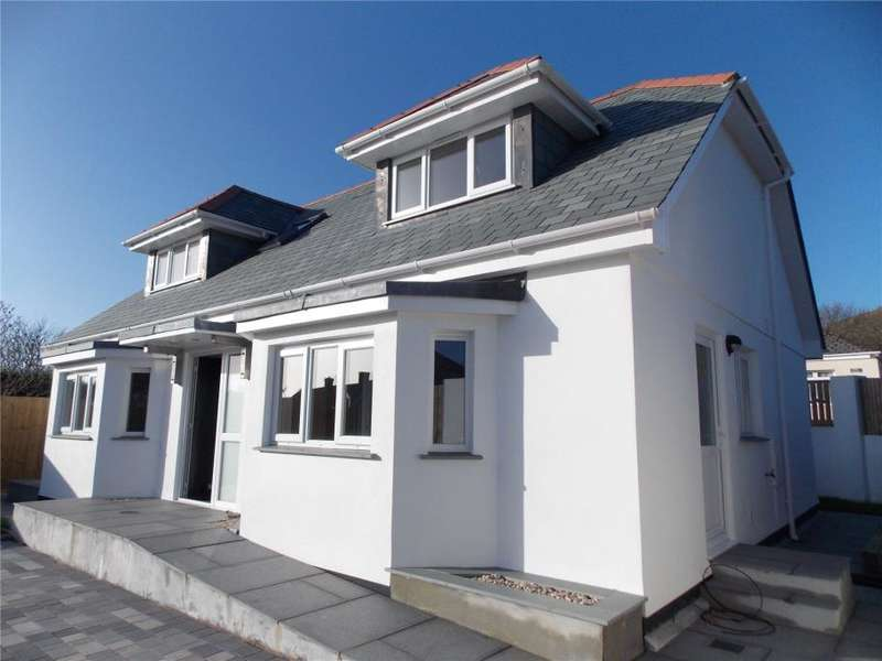 4 Bedrooms Detached House for sale in Coombe Road, Lanjeth, St Austell