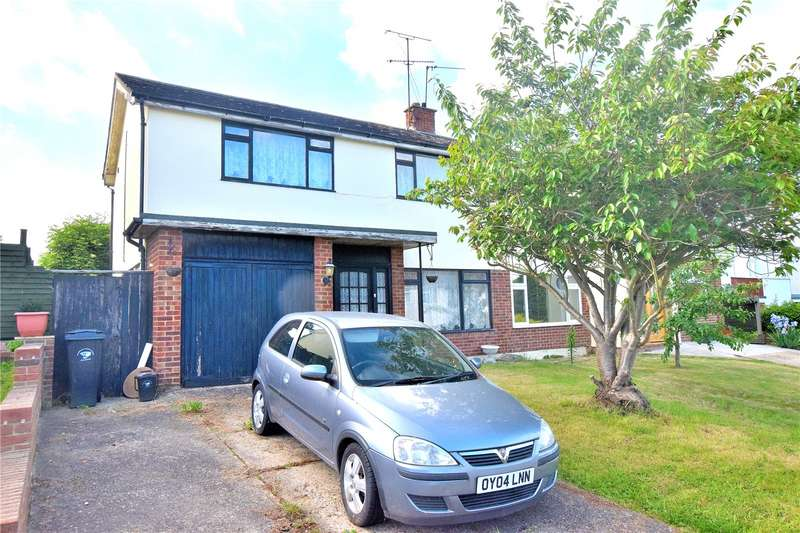 3 Bedrooms Semi Detached House for sale in Dunmow