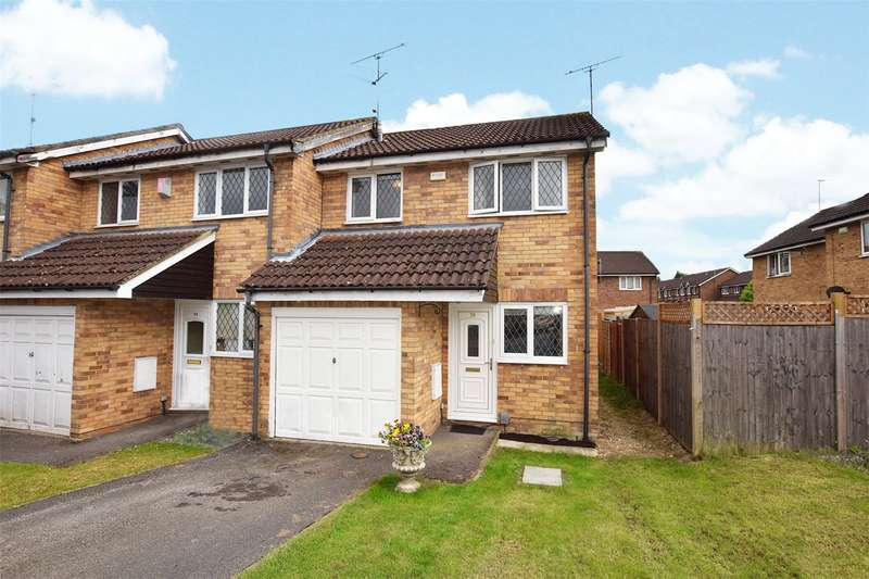 2 Bedrooms House for sale in Simmonds Close, Bracknell, Berkshire, RG42
