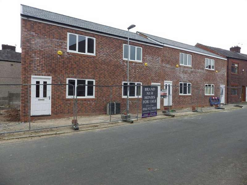 2 Bedrooms Terraced House for sale in Plot 4 John Street, Heywood, Lancashire, OL10