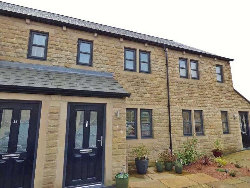 3 Bedrooms Terraced House for sale in Weavers Fold, Lees, Oldham, OL4
