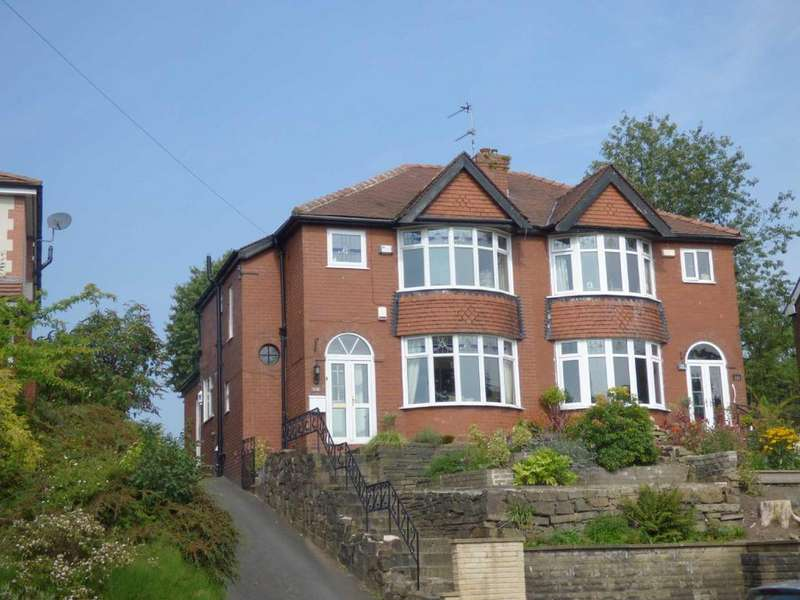 3 Bedrooms Semi Detached House for sale in Rochdale Road, Middleton, Manchester, M24