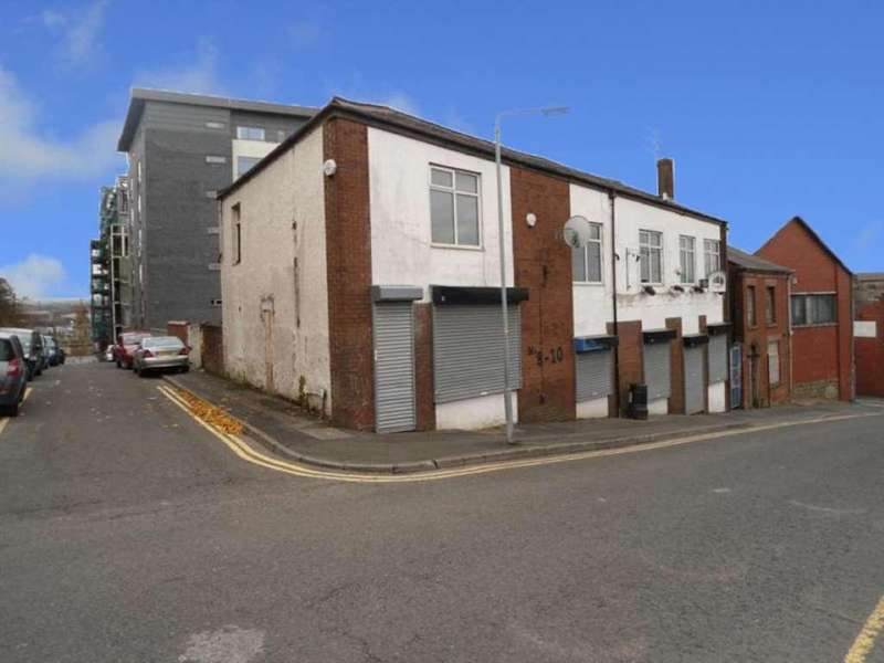 Land Commercial for sale in Horsedge Street, Oldham