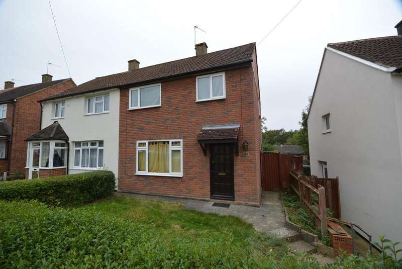 2 Bedrooms Semi Detached House for sale in Stratton Road, Harold Hill, Romford, RM3