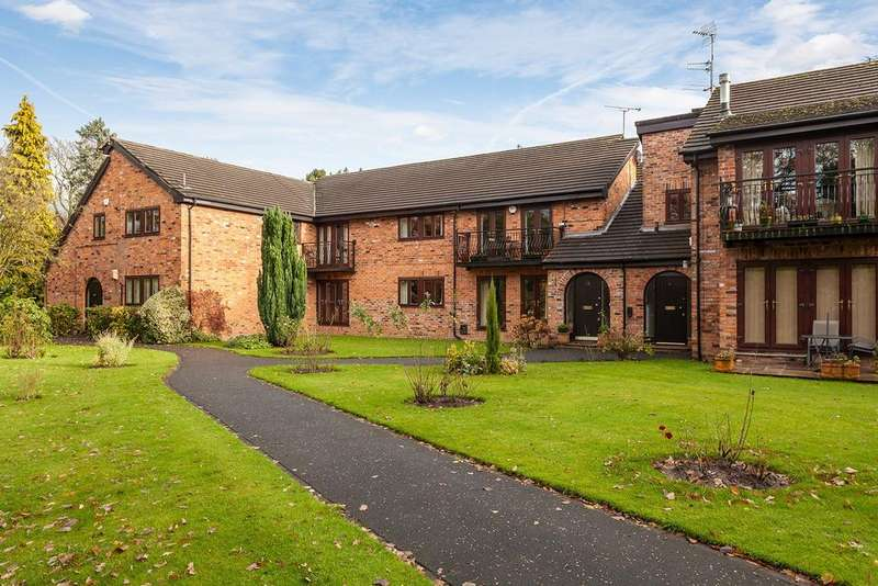 2 Bedrooms Apartment Flat for sale in Garth Heights, Wilmslow Park North, Wilmslow