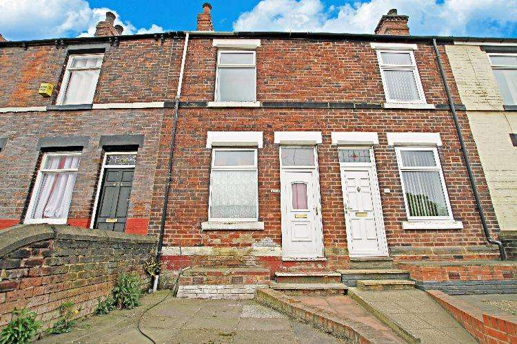 2 Bedrooms Terraced House for sale in Fitzwilliam Road Rotherham South Yorkshire