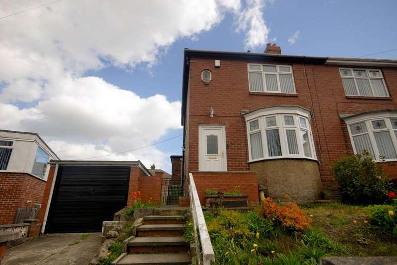 2 Bedrooms Semi Detached House for sale in Mount Grove, Dunston
