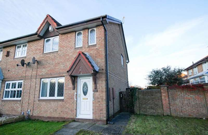 3 Bedrooms Terraced House for sale in Monkton Terrace, Jarrow