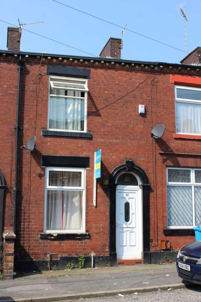 2 Bedrooms Terraced House for sale in Plymouth Street, Oldham