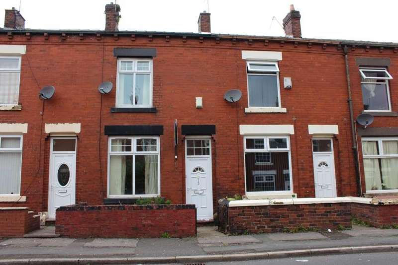 2 Bedrooms Terraced House for sale in Smyrna Street, Oldham