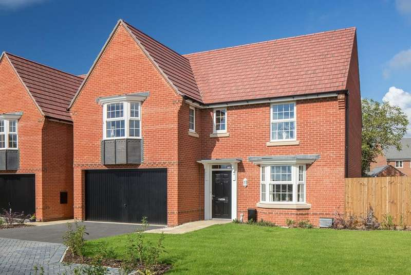 4 Bedrooms Detached House for sale in St James Place, Chalton Lane, Clanfield, PO8