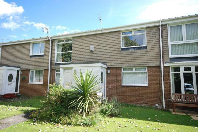 2 Bedrooms Flat for sale in Lancaster Way, Fellgate