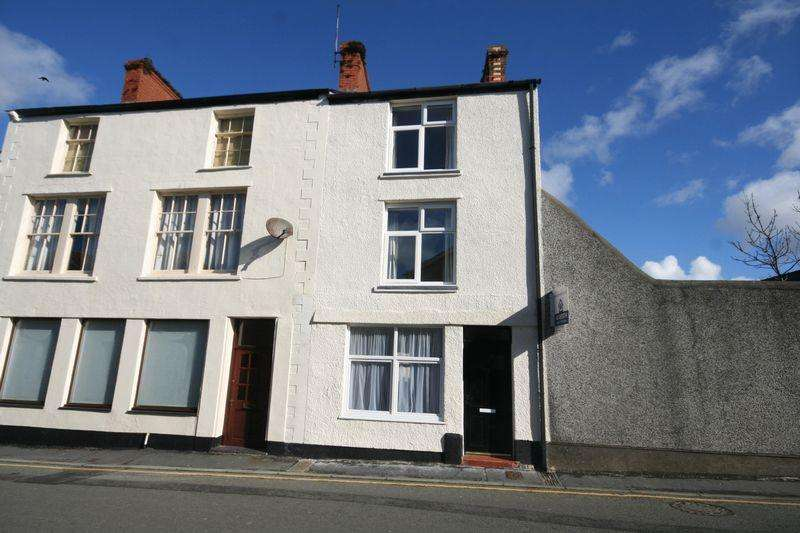 4 Bedrooms Terraced House for sale in Llanerchymedd, Anglesey