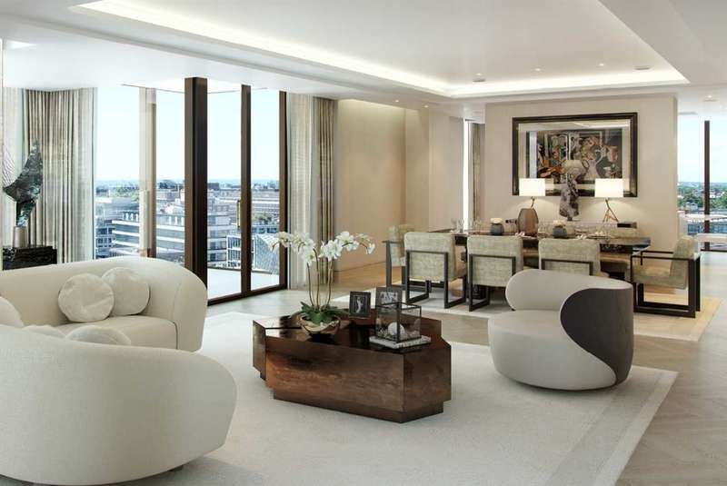 3 Bedrooms Apartment Flat for sale in Chiltern Place, Chiltern Street, Marylebone