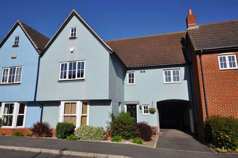 4 Bedrooms House for sale in Abell Way, Chelmsford