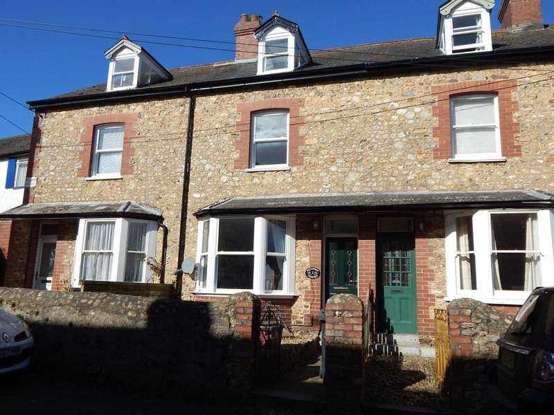 3 Bedrooms Terraced House for sale in Richmond Terrace, King Street, Colyton
