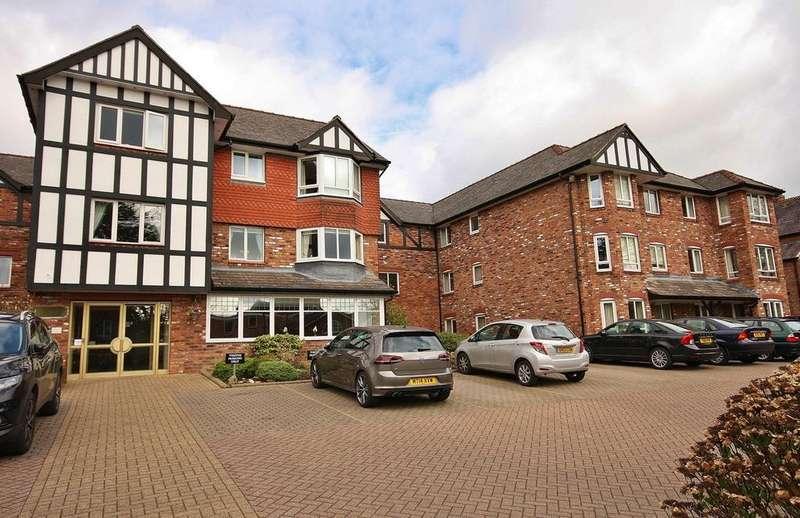 2 Bedrooms Retirement Property for sale in Canterbury Grange, Grove Avenue, Wilmslow