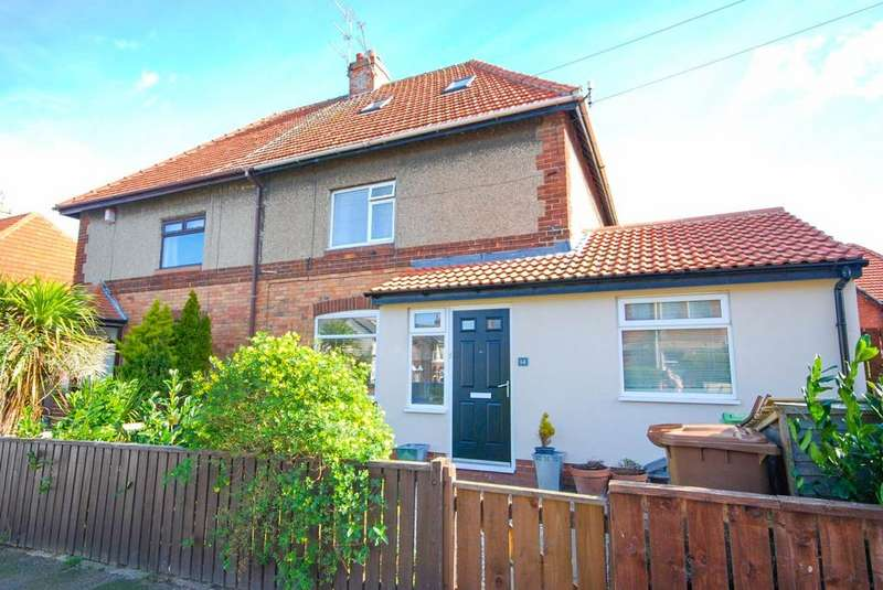 3 Bedrooms Semi Detached House for sale in Mitford Street, Fulwell