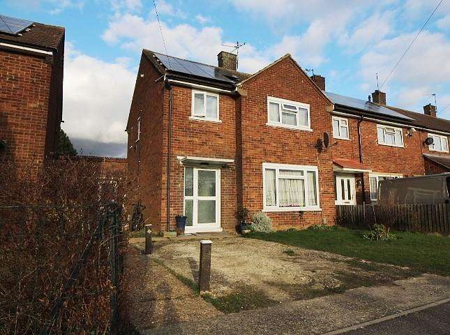 3 Bedrooms End Of Terrace House for sale in Inworth Walk, Colchester, Essex, CO2
