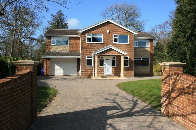 6 Bedrooms Detached House for sale in Meadowvale, Ponteland, Newcastle upon Tyne, NE20
