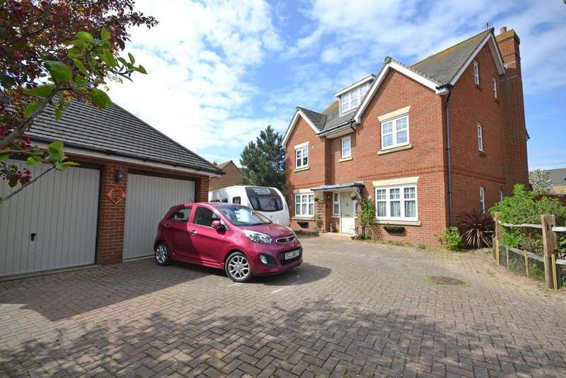 5 Bedrooms Detached House for sale in Hunnisett Close, Selsey, PO20