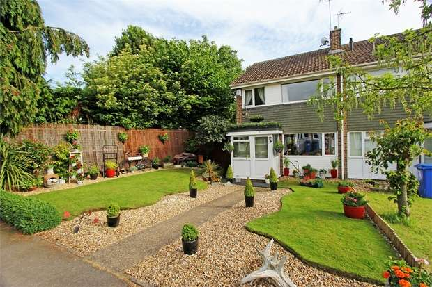 3 Bedrooms End Of Terrace House for sale in The Willows, Newington, Kent