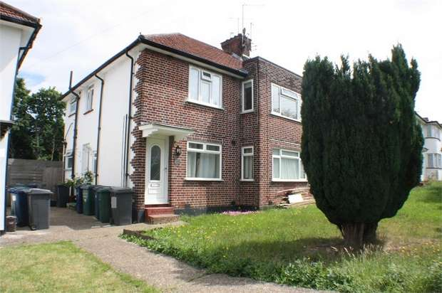 2 Bedrooms Maisonette Flat for sale in Laleham Avenue, Mill Hill, London