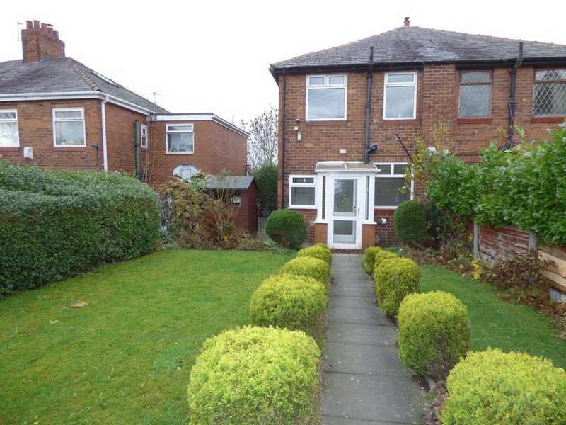 2 Bedrooms Semi Detached House for sale in Springbank, Chadderton, Oldham, OL9
