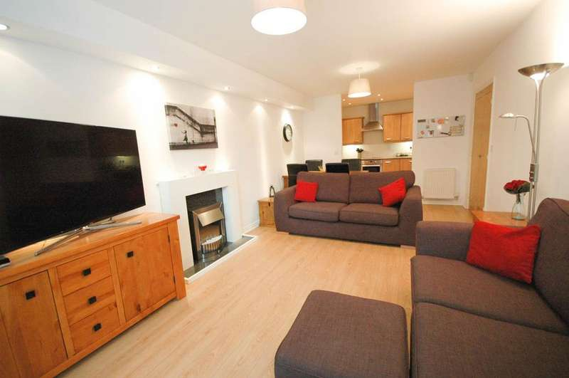 2 Bedrooms Flat for sale in Dunelm Grange, Boldon Colliery