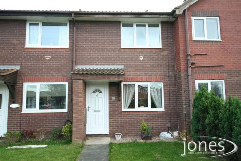 2 Bedrooms Terraced House for sale in Thornwood Avenue, Ingleby Barwick, TS17 0RS