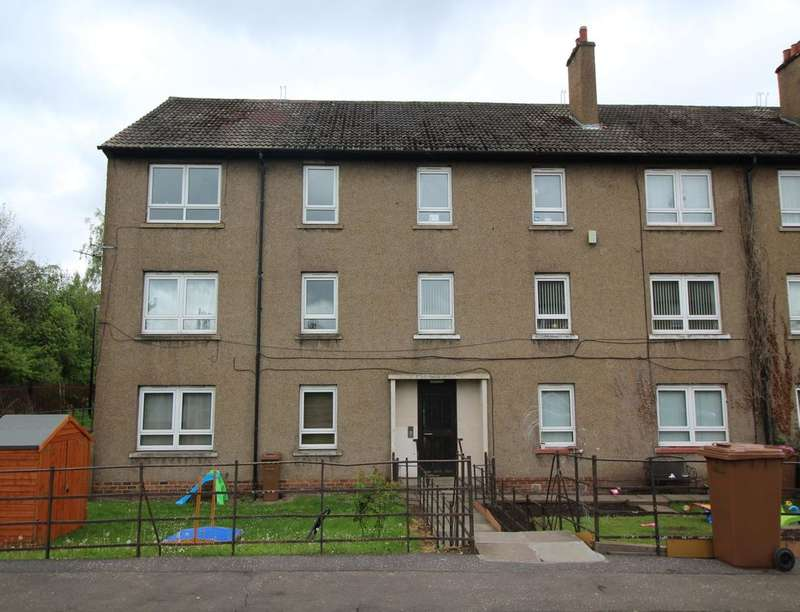 2 Bedrooms Flat for sale in Balunie Drive, DUNDEE, DD4