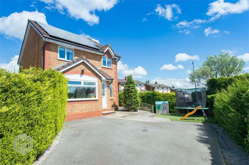 3 Bedrooms Detached House for sale in Thorsby Close, Bromley Cross, Bolton, Lancashire