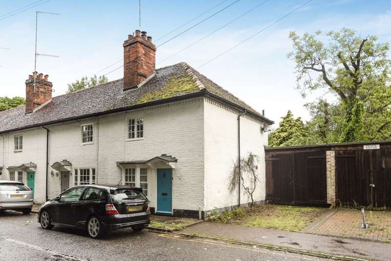 2 Bedrooms End Of Terrace House for sale in Wargrave Road, Henley-On-Thames, RG9