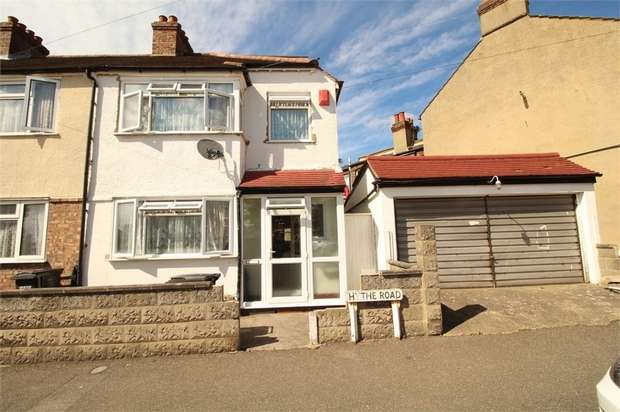 3 Bedrooms End Of Terrace House for sale in Hythe Road, Thornton Heath, Surrey