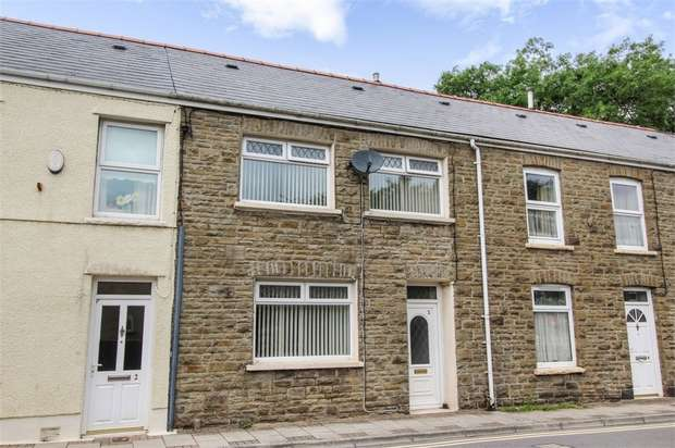 3 Bedrooms Terraced House for sale in Duffryn Road, Maesteg, Mid Glamorgan