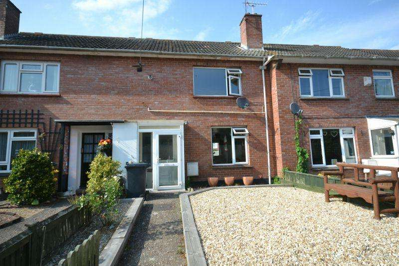 2 Bedrooms Terraced House for sale in BRIDGEFIELD, OTTERY ST MARY