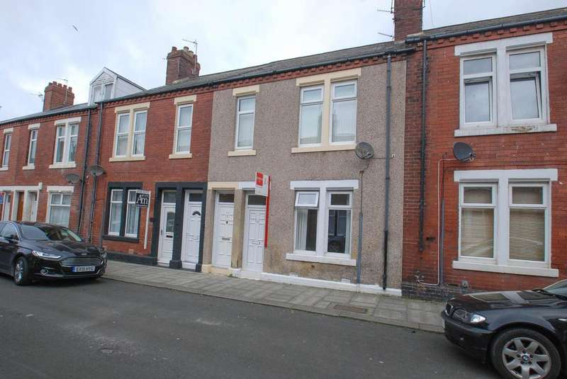 2 Bedrooms Flat for sale in Collingwood Street, South Shields
