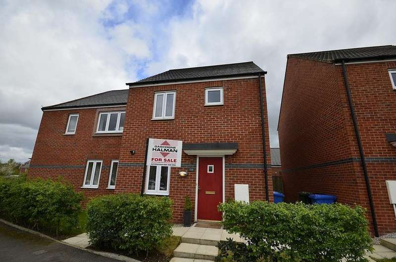 3 Bedrooms Semi Detached House for sale in Riverbrook Road, Stamford Brook, Altrincham