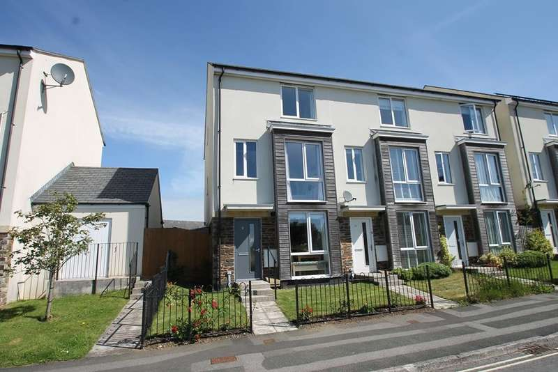 4 Bedrooms End Of Terrace House for sale in Plymouth