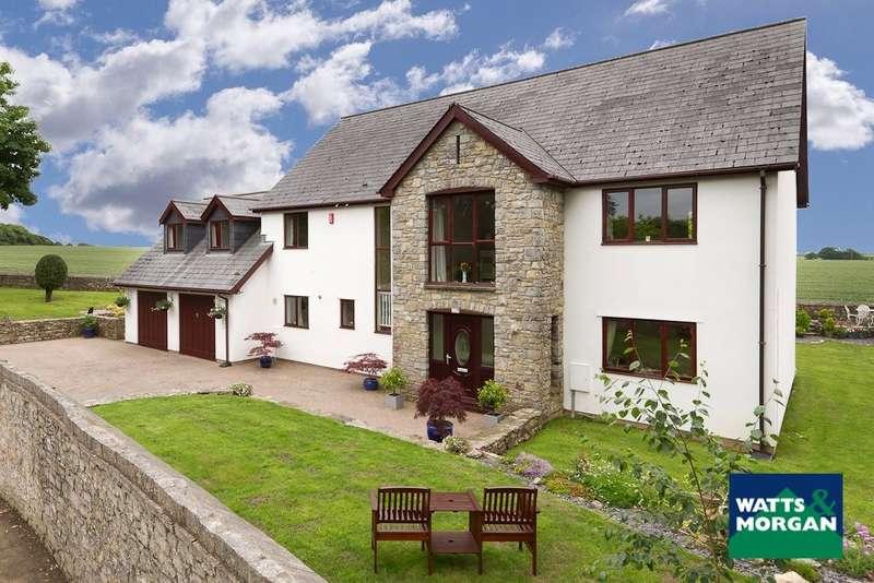 6 Bedrooms Detached House for sale in Boverton, Llantwit Major, Vale of Glamorgan, CF61 1UH