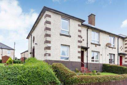 2 Bedrooms Flat for sale in Sandbank Street, Maryhill