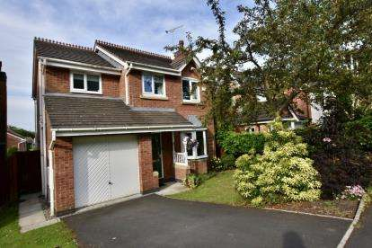 3 Bedrooms Detached House for sale in Water Meadows, Oakdale, Blackburn, Lancashire