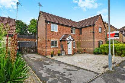 2 Bedrooms Semi Detached House for sale in Kingswood Drive, Kirkby-In-Ashfield, Nottingham, Nottinghamshire