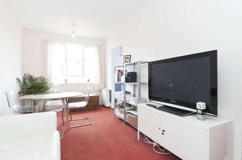 1 Bedroom Flat for sale in Festival Court, Dalston, E8