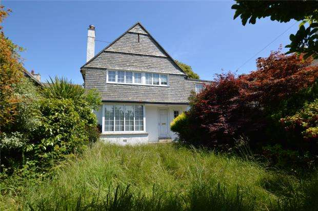 4 Bedrooms Detached House for sale in Kings Road, Penzance, Cornwall