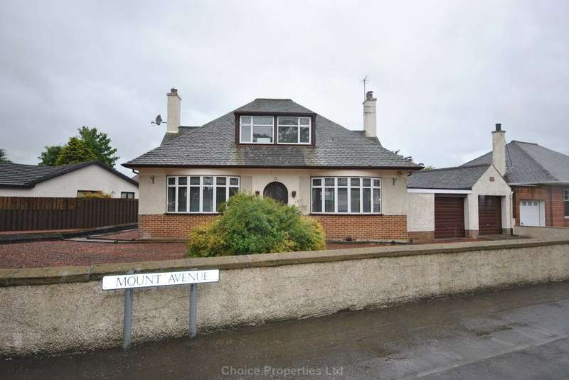 4 Bedrooms Detached House for sale in Holmes Road, Kilmarnock, KA1 1TW