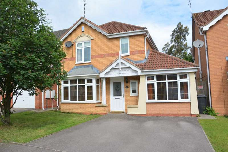 4 Bedrooms Detached House for sale in Ridge Drive, Clifton Links
