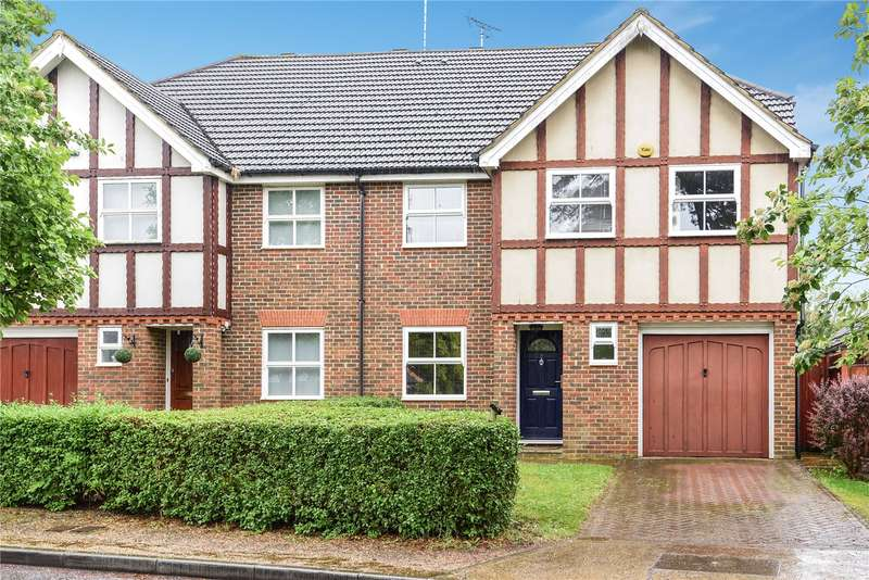 5 Bedrooms Semi Detached House for sale in Highfield Road, Northwood, Middlesex, HA6